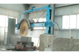 Granite Sawing Machine