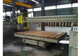 Automated Bridge Saw