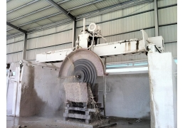 Bridge Cutting Machine for Granite