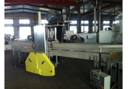 Laser Granite Cutting Machine