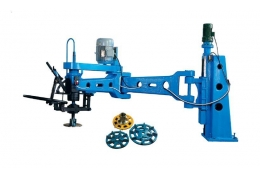 Radial Arm Stone Polisher