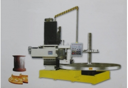 Stone Column Base Cutting Machine