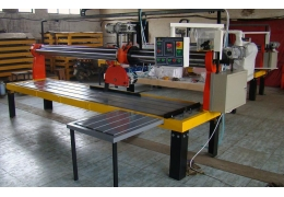 Stone Top Table Saw