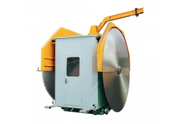 Granite Quarry Cutting Machine
