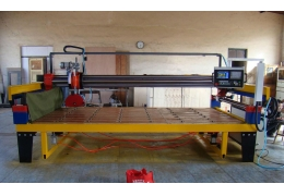 Granite Bridge Saw Machine