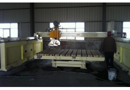 Laser Bridge Cutting Machine