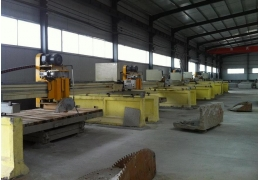 Bridge Saw Machine Granite