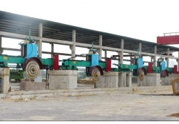 Bridge Cutter Machine