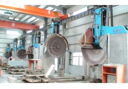 Stone Block Cutting Machinery