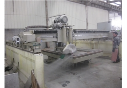 Marble Bridge Cutting Machine