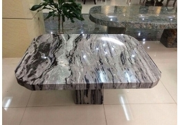 Stone Top Table
