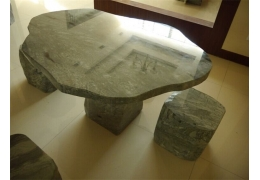 Stone Patio Table Top