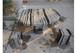 Outdoor Furniture Stone Table Top