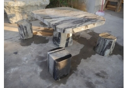 Stone Patio Top Table