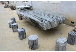 Granite Table Top for Outdoor