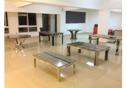 Manufacturered Granite Table Top