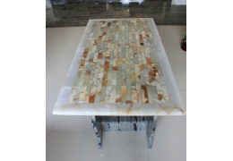 Inlaied Stone Table Top