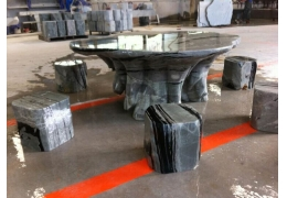 Art Stone Table Top