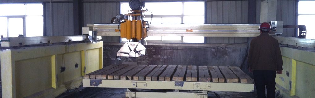 Granite Bridge Saw